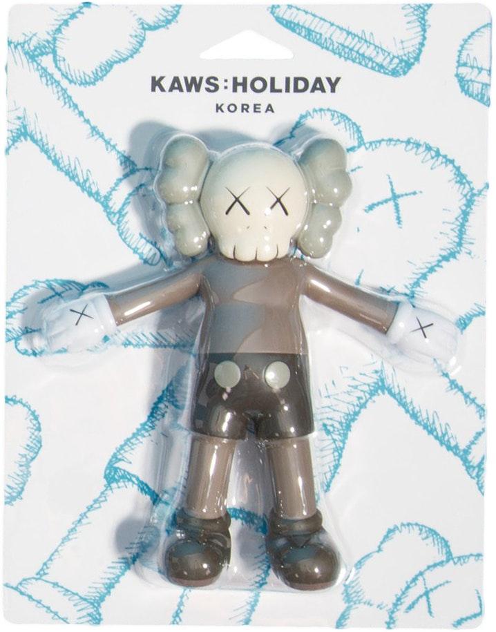 Kaws Holiday Companion Bath Toy Brown