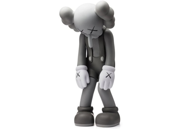 a47f1058cb91ae Kaws Small Lie Companion Vinyl Figure Grey