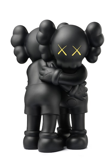 Kaws Together Vinyl Figure Black