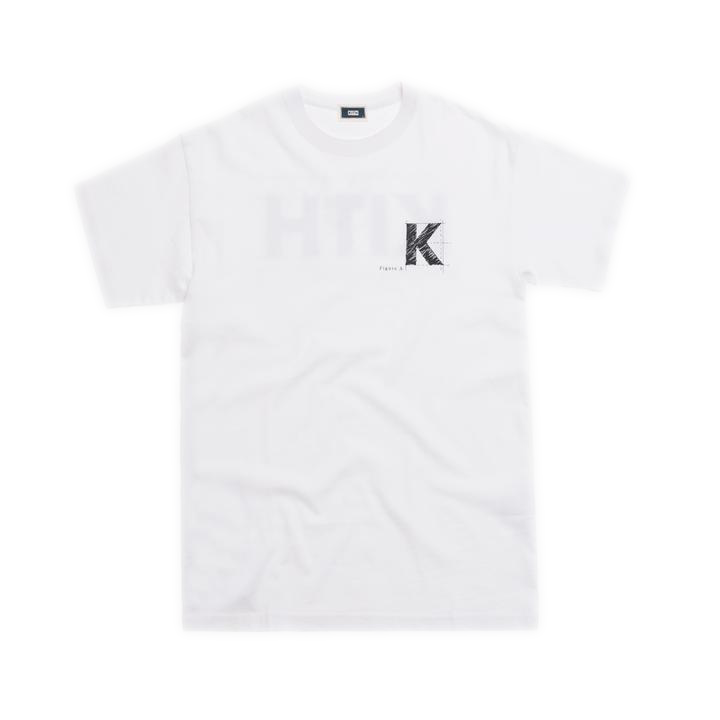 Kith Blueprint Tee White
