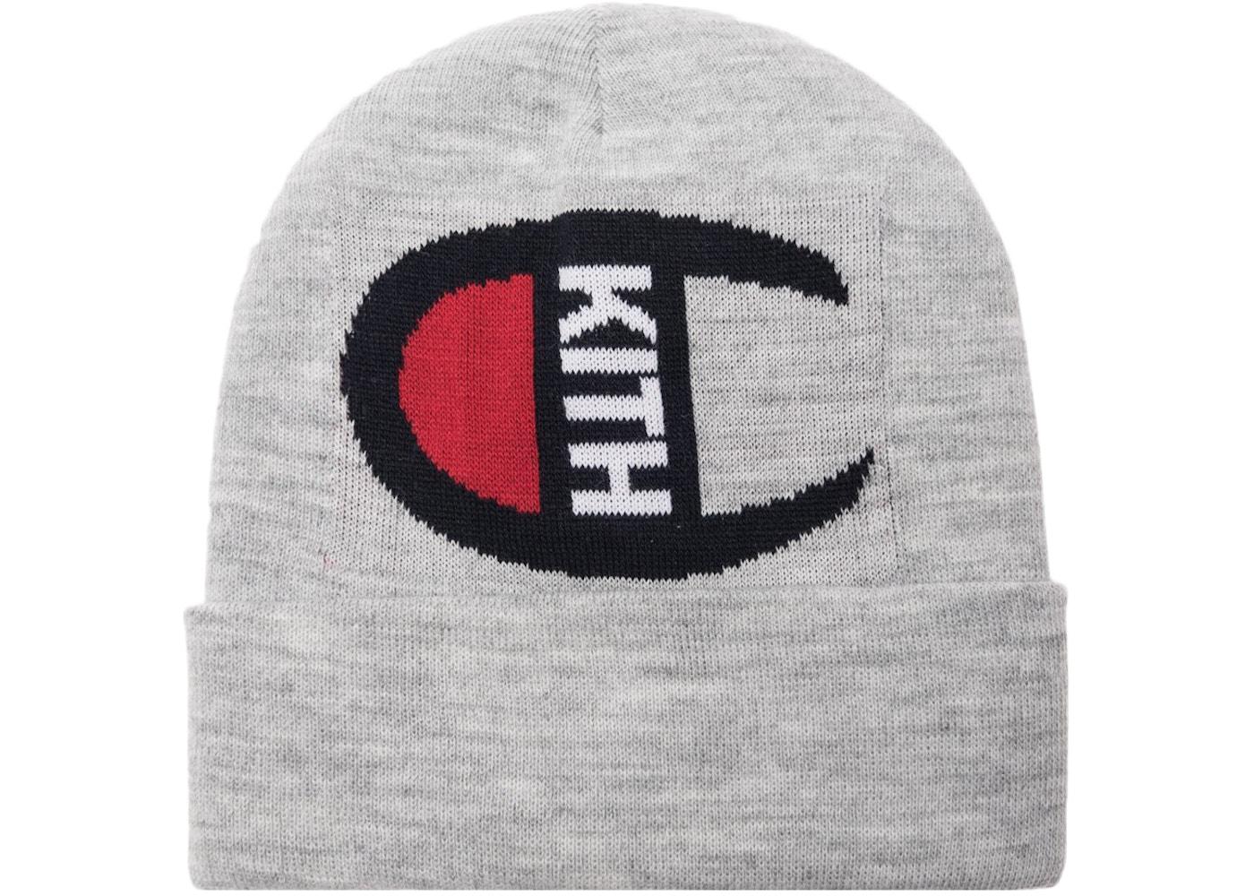 b89fa681cd7dd Sell. or Ask. View All Bids. Kith Champion Intarsia Logo Beanie ...