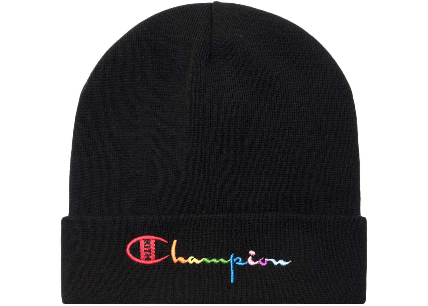 Sell. or Ask. View All Bids. Kith Champion Logo Beanie Black 932f0ca3ce8
