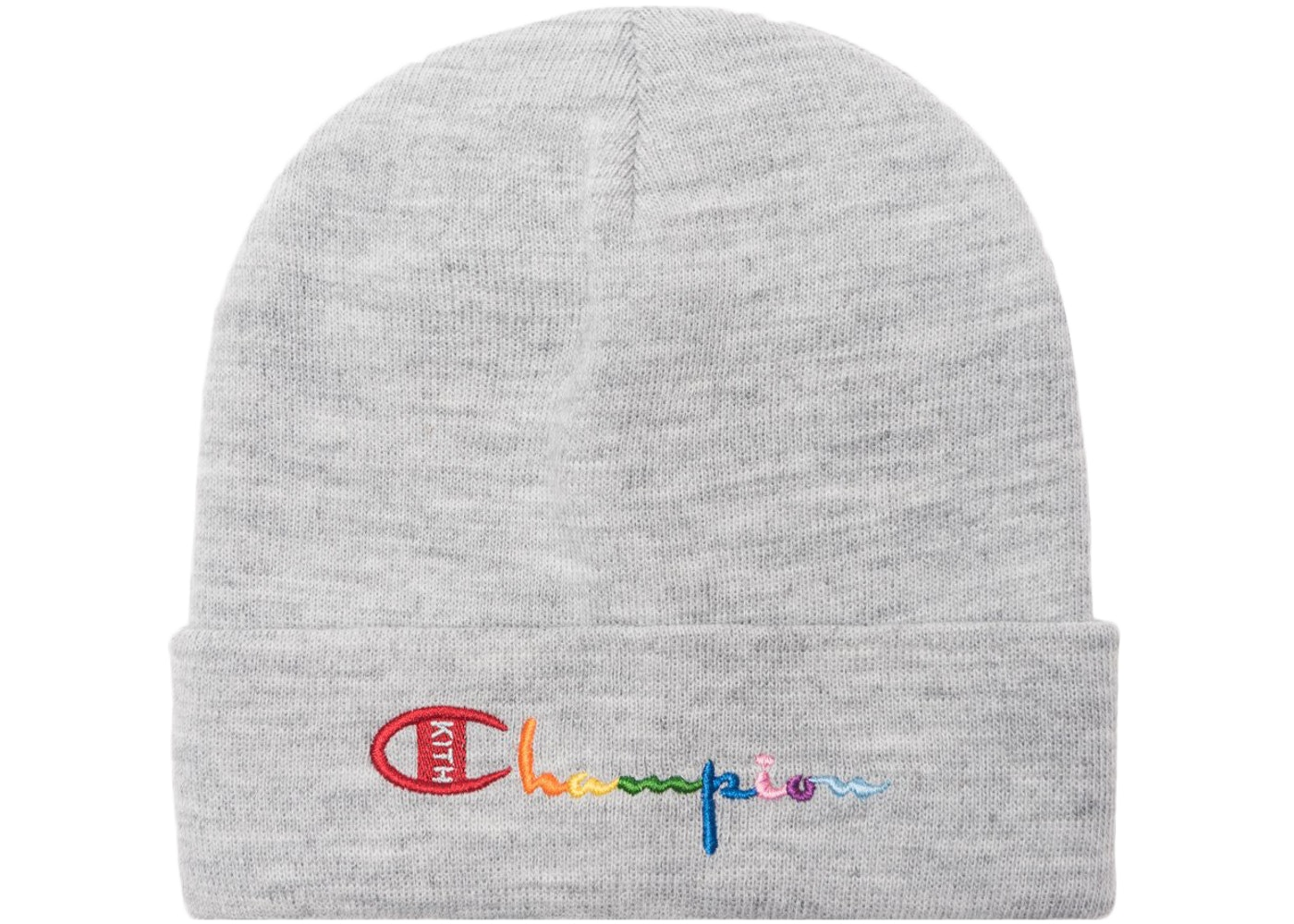10b2f188f90fa Sell. or Ask. View All Bids. Kith Champion Logo Beanie ...