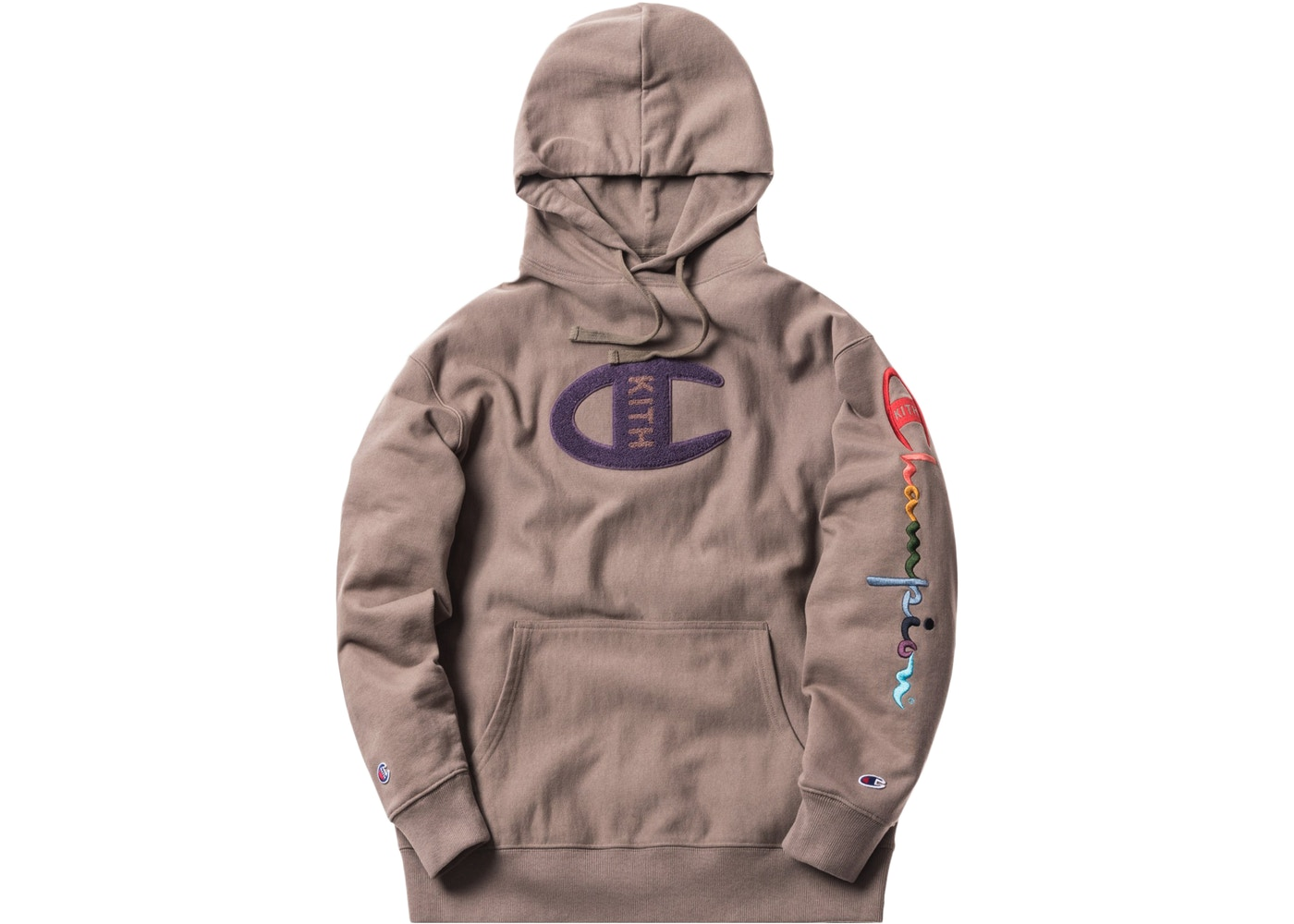 a24207079d86 Sell. or Ask. Size M. View All Bids. Kith Champion Logo Hoodie Cinder