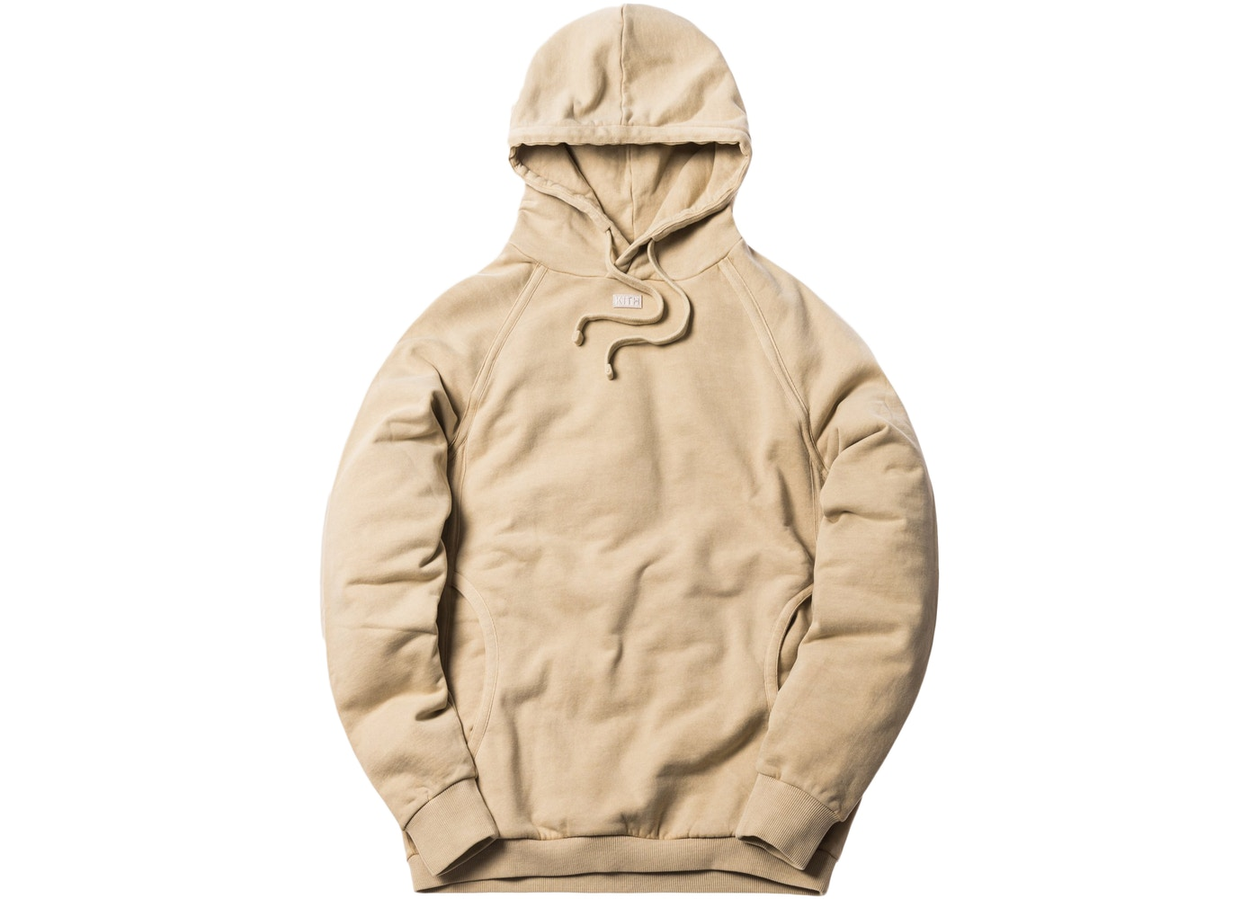 16d6bfe1a Kith Clarence Hoodie Beige - SS18