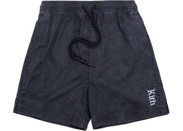 Kith Convertible Swim Short Black