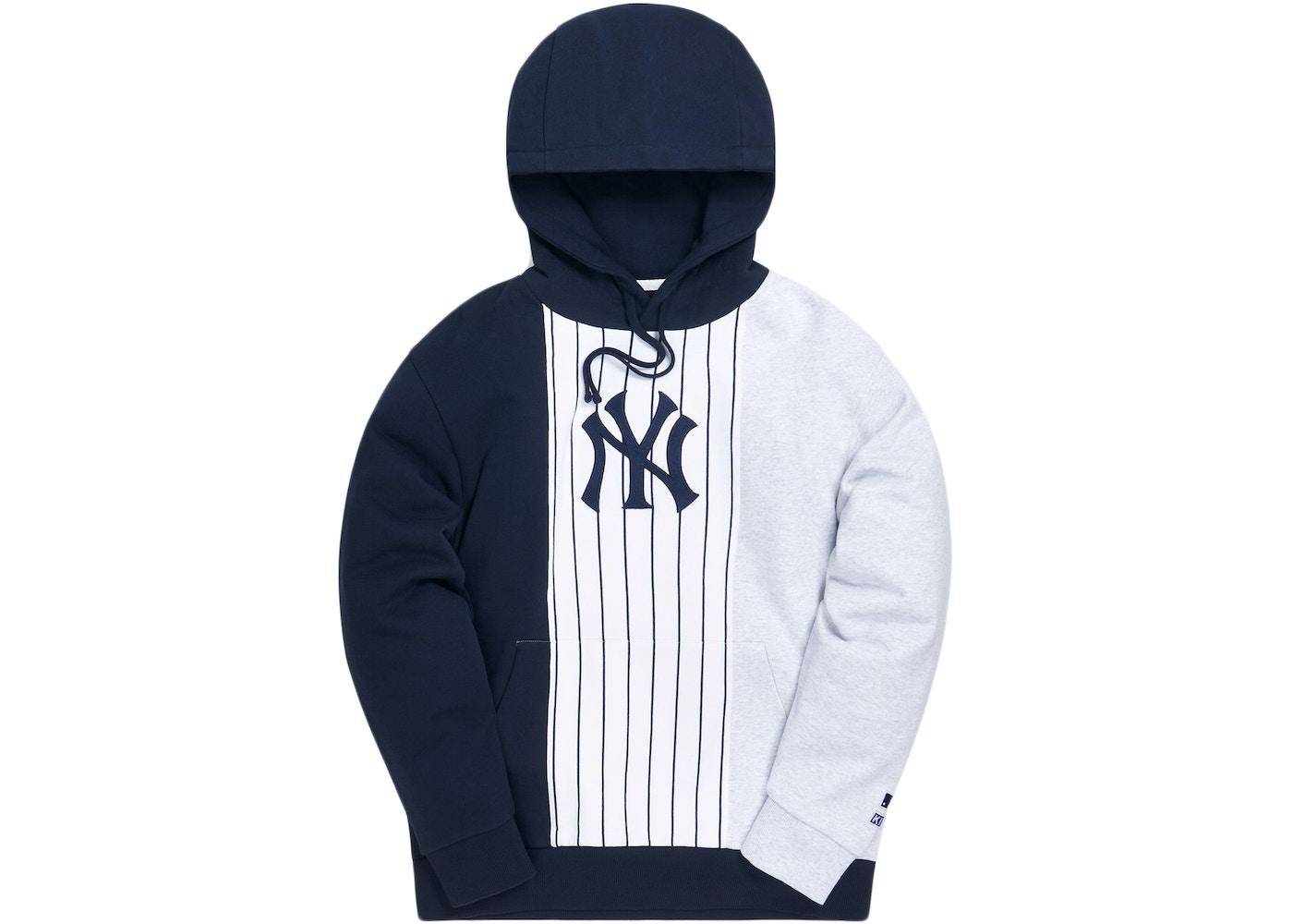 Kith For Major League Baseball New York Yankees Home Run Hoodie Multi Fw20