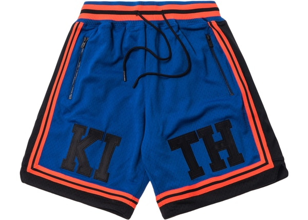 e6bc4e86309c2 Kith x Mitchell & Ness Basketball Short New York