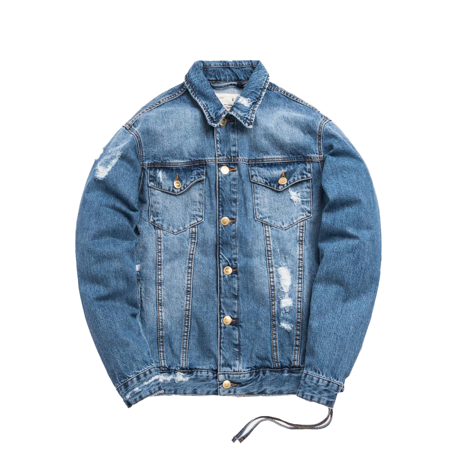 Kith Laight Denim Jacket Stella 2.0 Wash