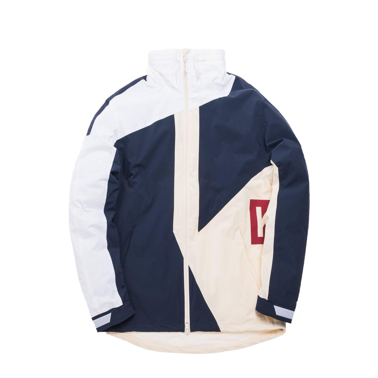 Kith Madison Jacket Navy/Off White/White