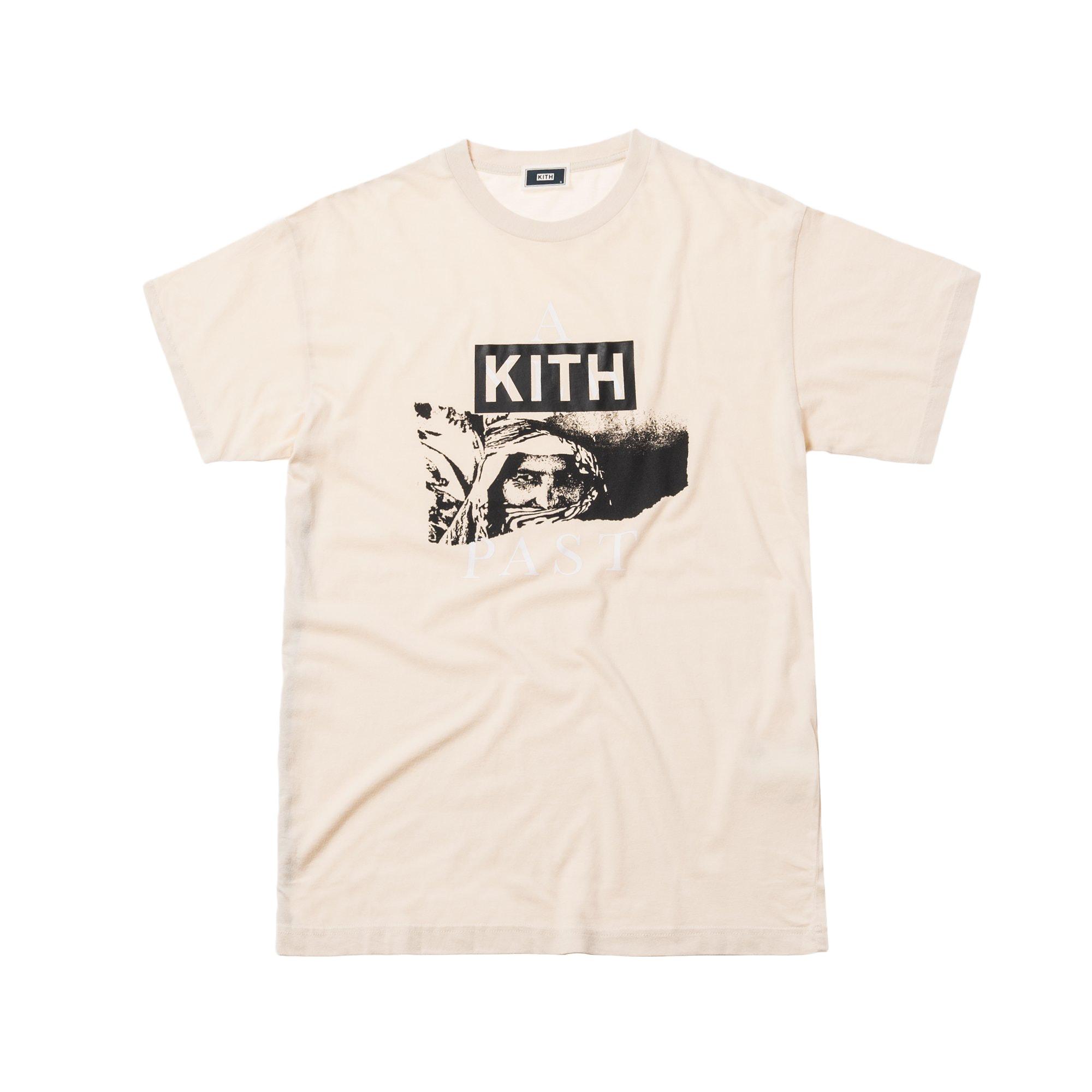 Kith New Past Tee Turtle Dove