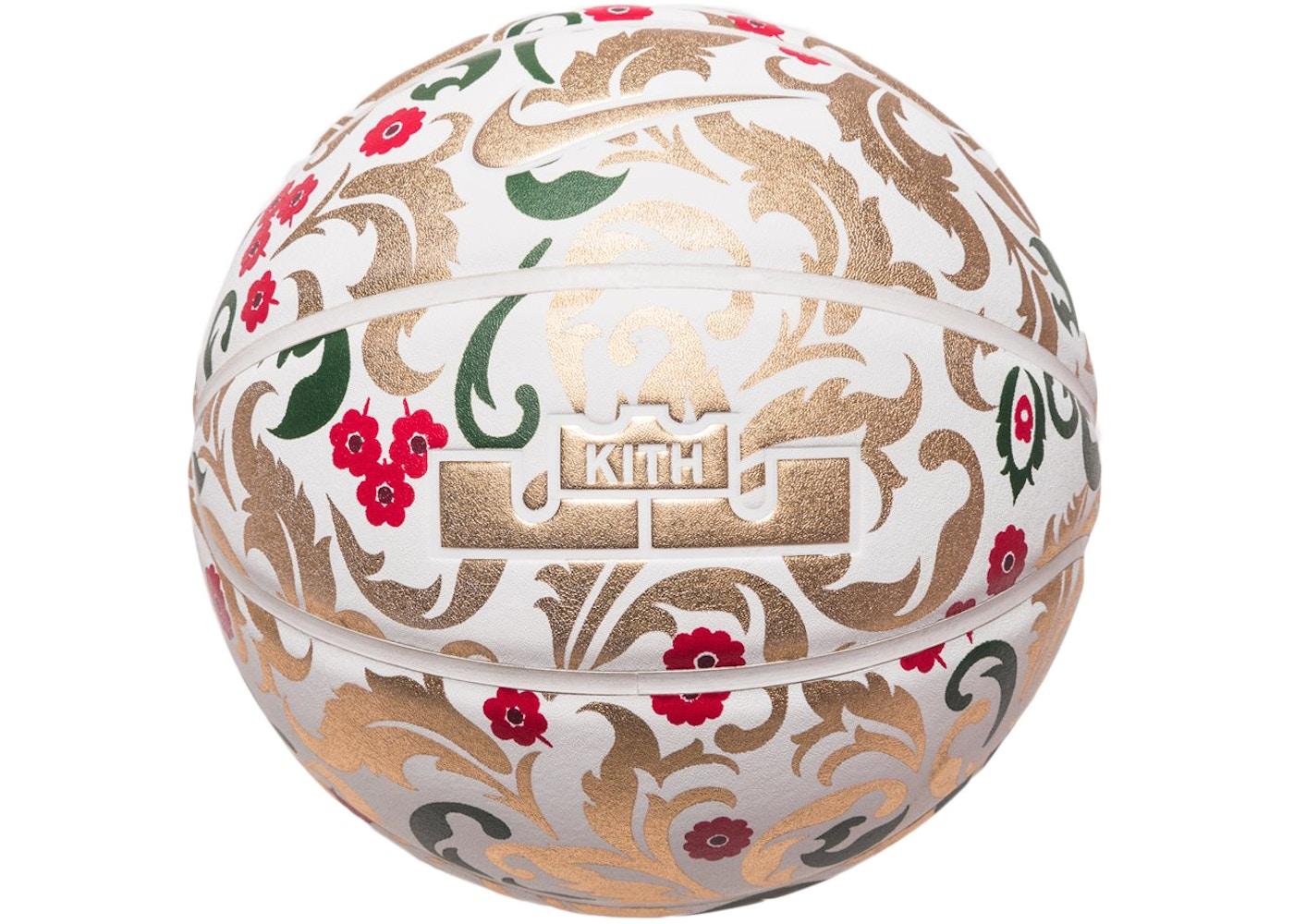 buy online 2f1ac 3d29a Kith Nike LeBron Cloak Basketball White/Multi