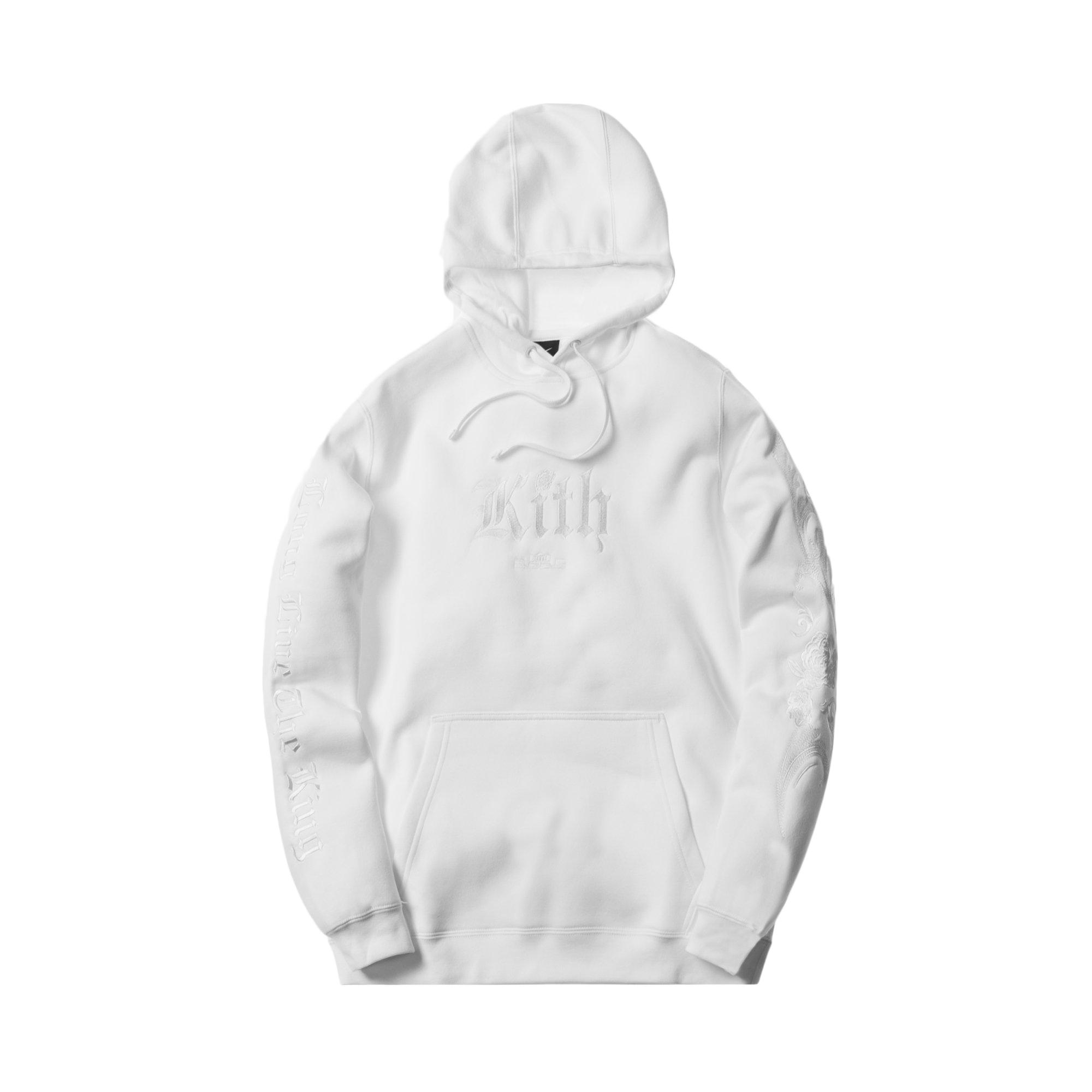 Kith Nike LeBron Cloak Hoodie Triple