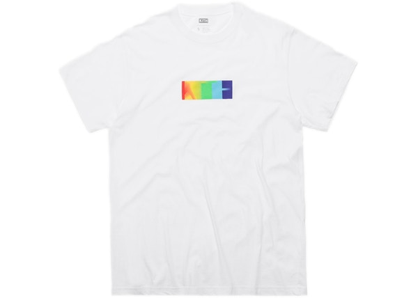 Kith Pride Tee White