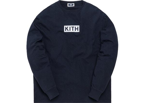 7cc3139b Kith Reflective L/S Tee Night Sky