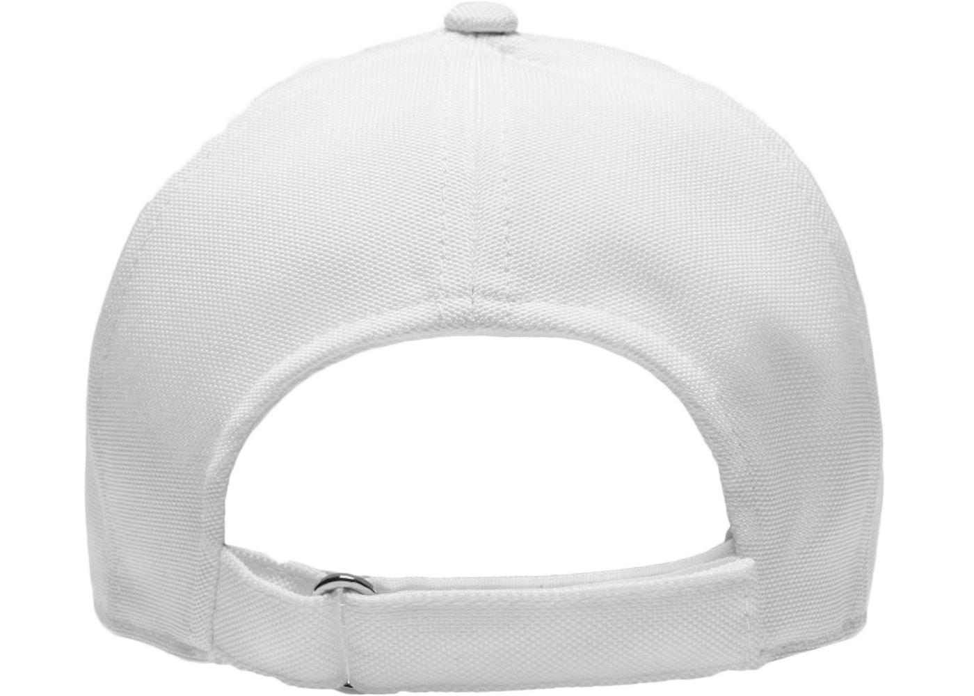 Kith Silver Classic Logo Cap White - FW17 34930669d114