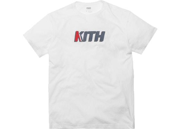 Kith Stars Tee White