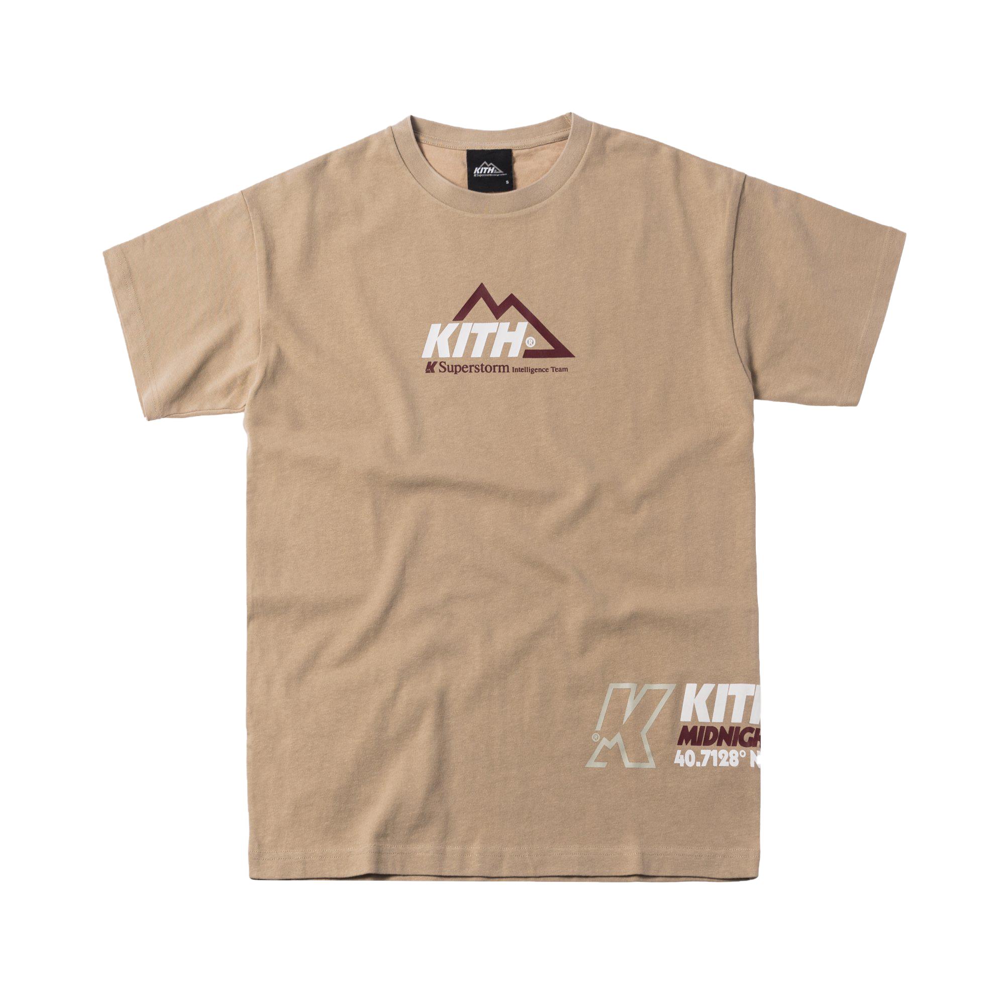 Kith Team Tee Ancient Fossil