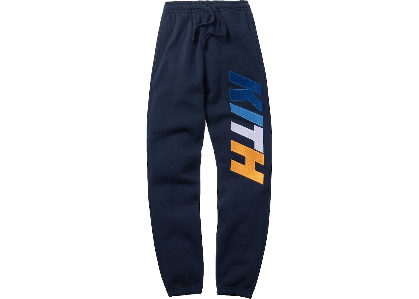 ec7bf310 Kith Team Williams Sweatpant Navy - FW18