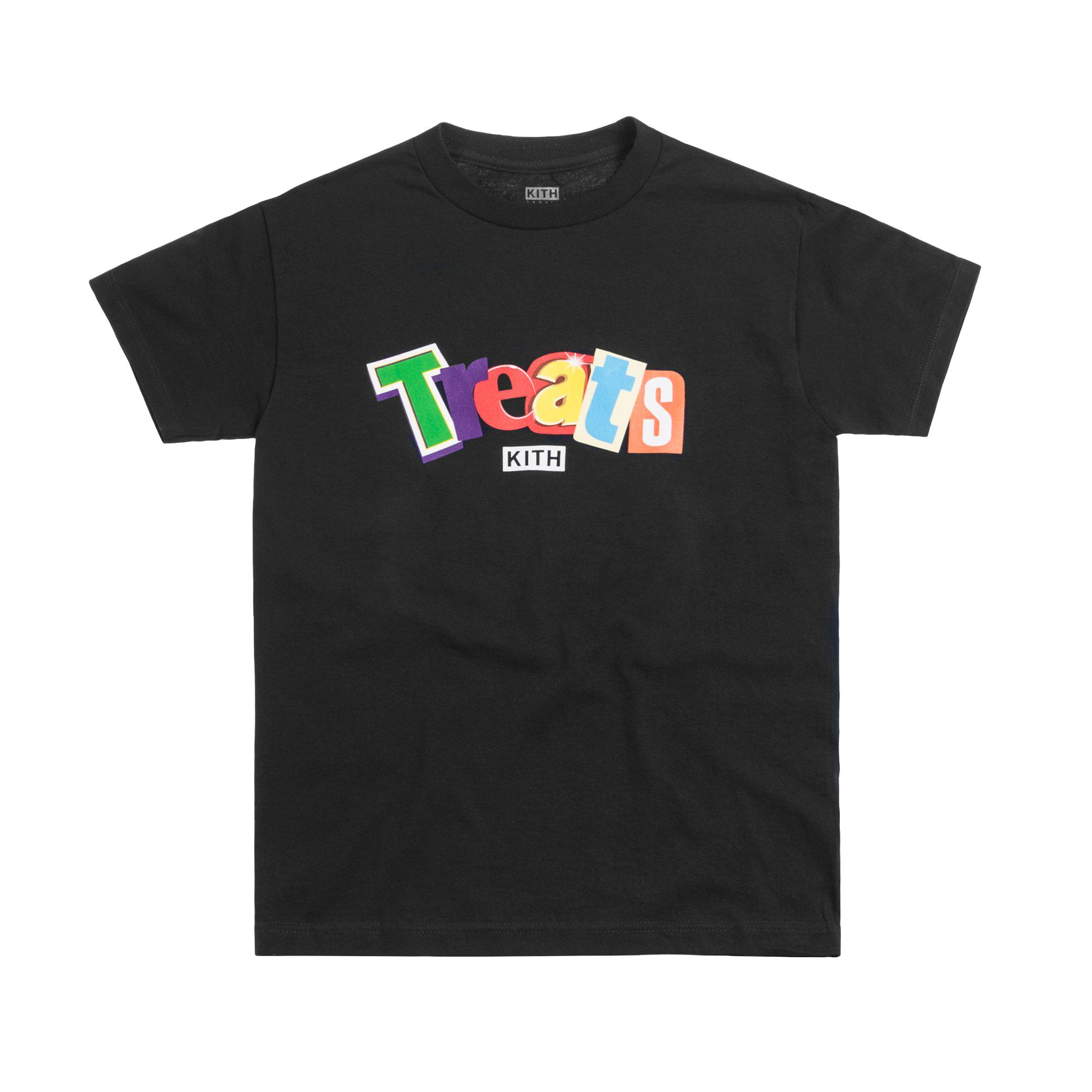 Kith Treats Cereal Day Tee Black
