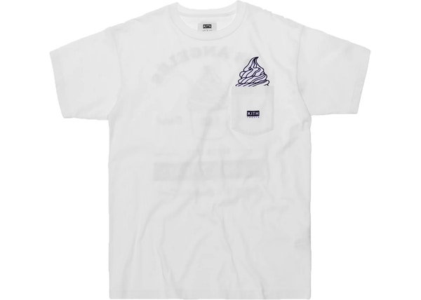 5fe4ef64 Kith Treats Ice Cream Day Tee Los Angeles
