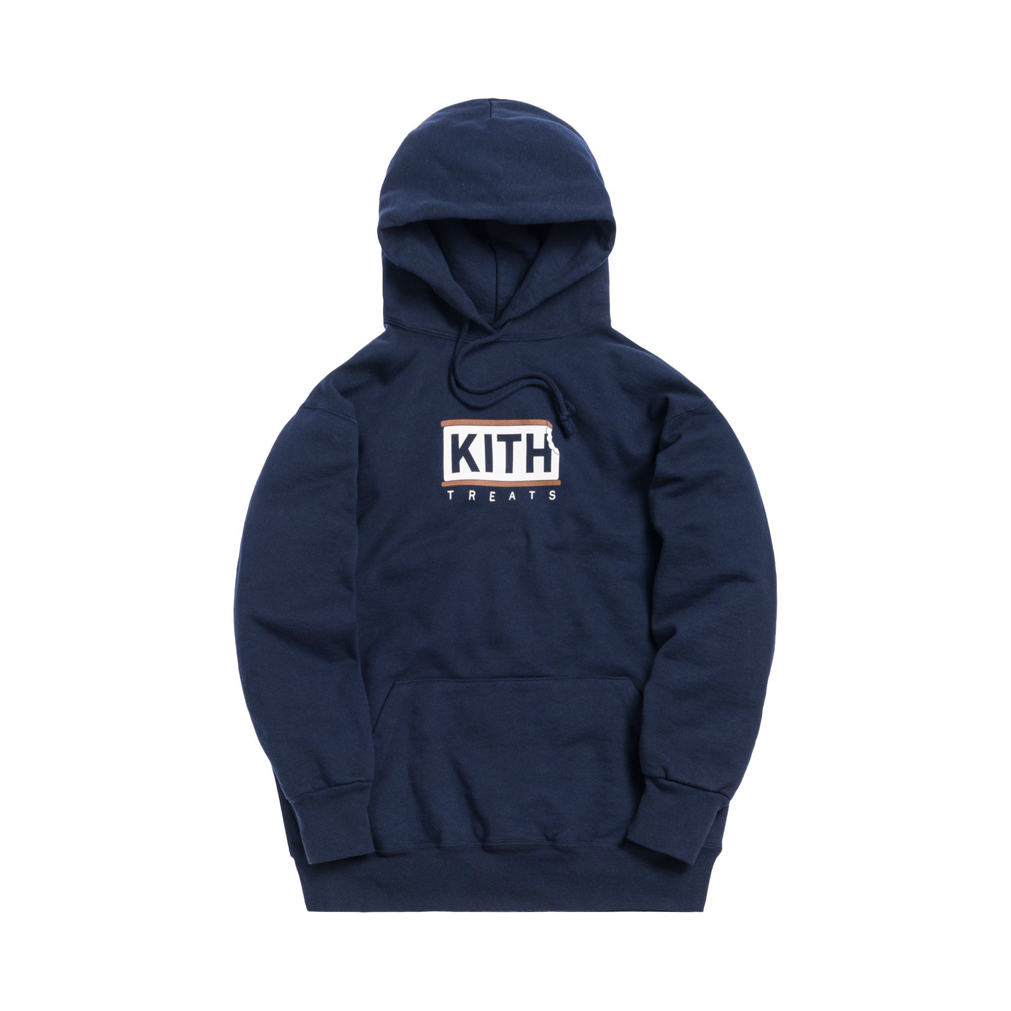 Kith Treats Ice Cream Sandwich Hoodie Navy