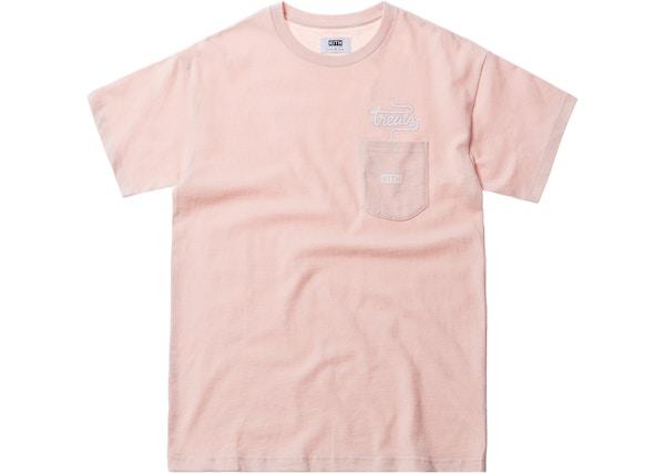 1ba3a582 Kith Treats Milkshake Special Pocket Tee Pink