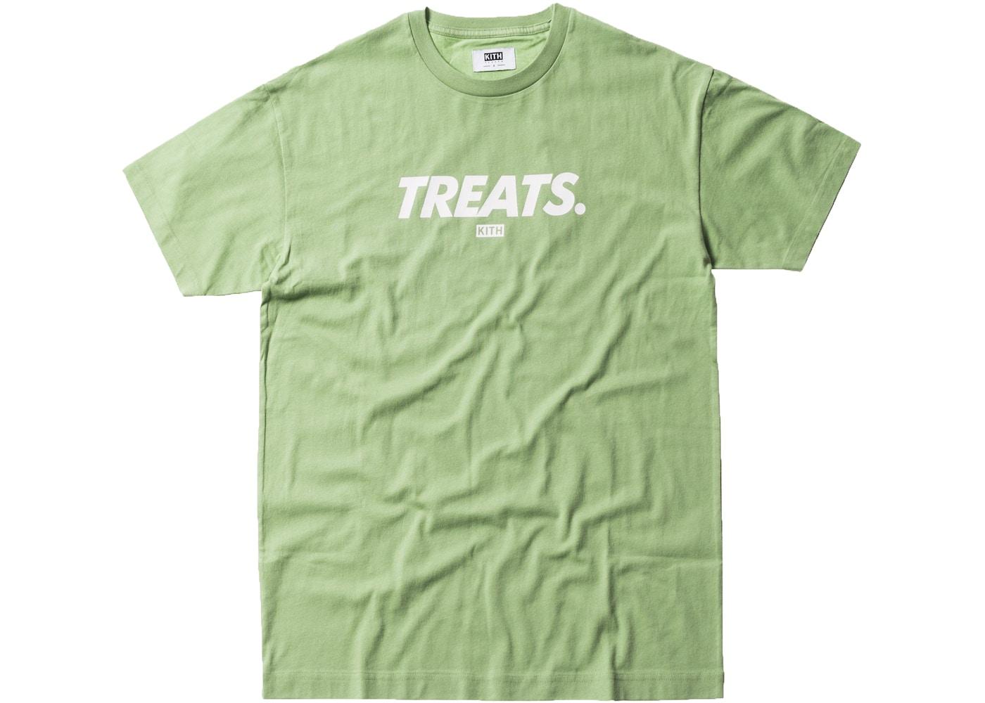 c3da5d5f Kith Treats Tee Green - SS17