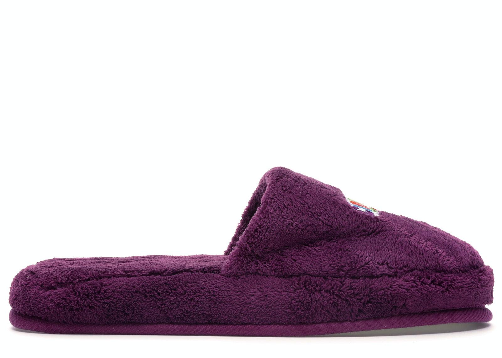 Kith Treats x Cinnamon Toast Crunch Slippers Purple