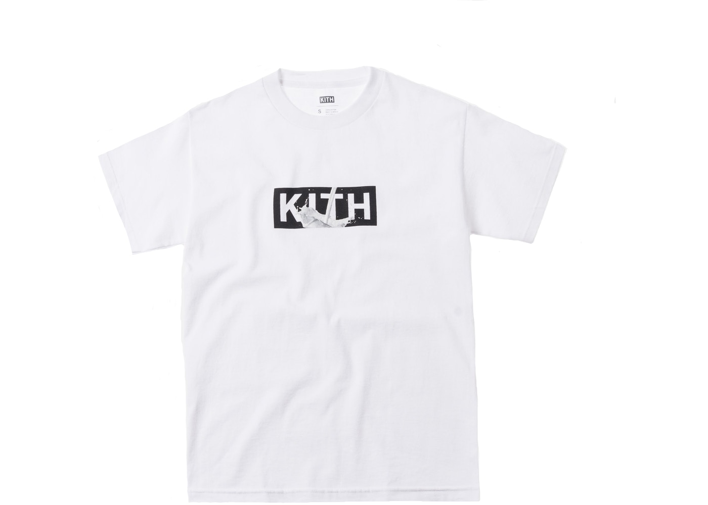 98a30aad Kith Treats x Got Milk Milk Splash Tee White - FW18