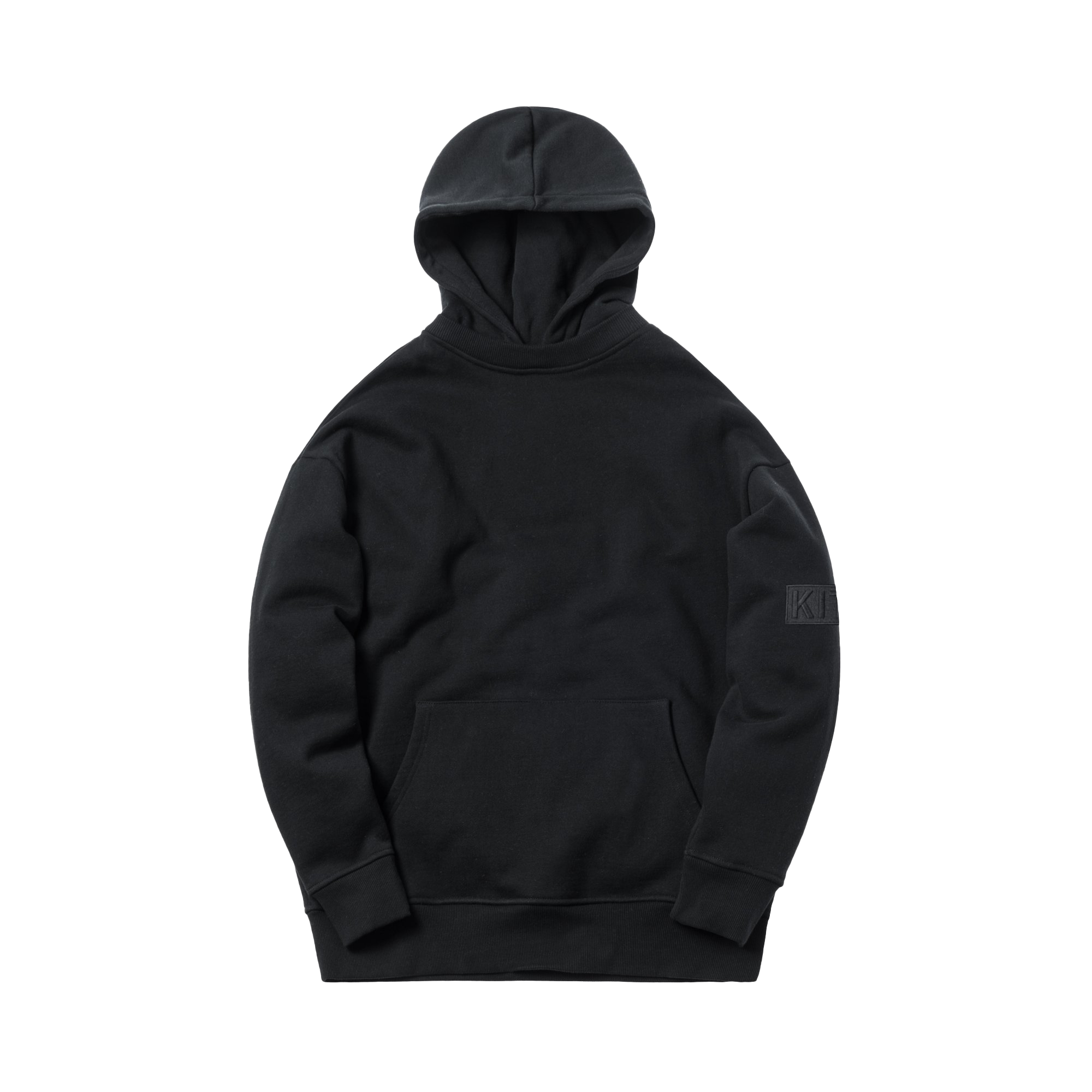 Kith Williams II Hoodie Black