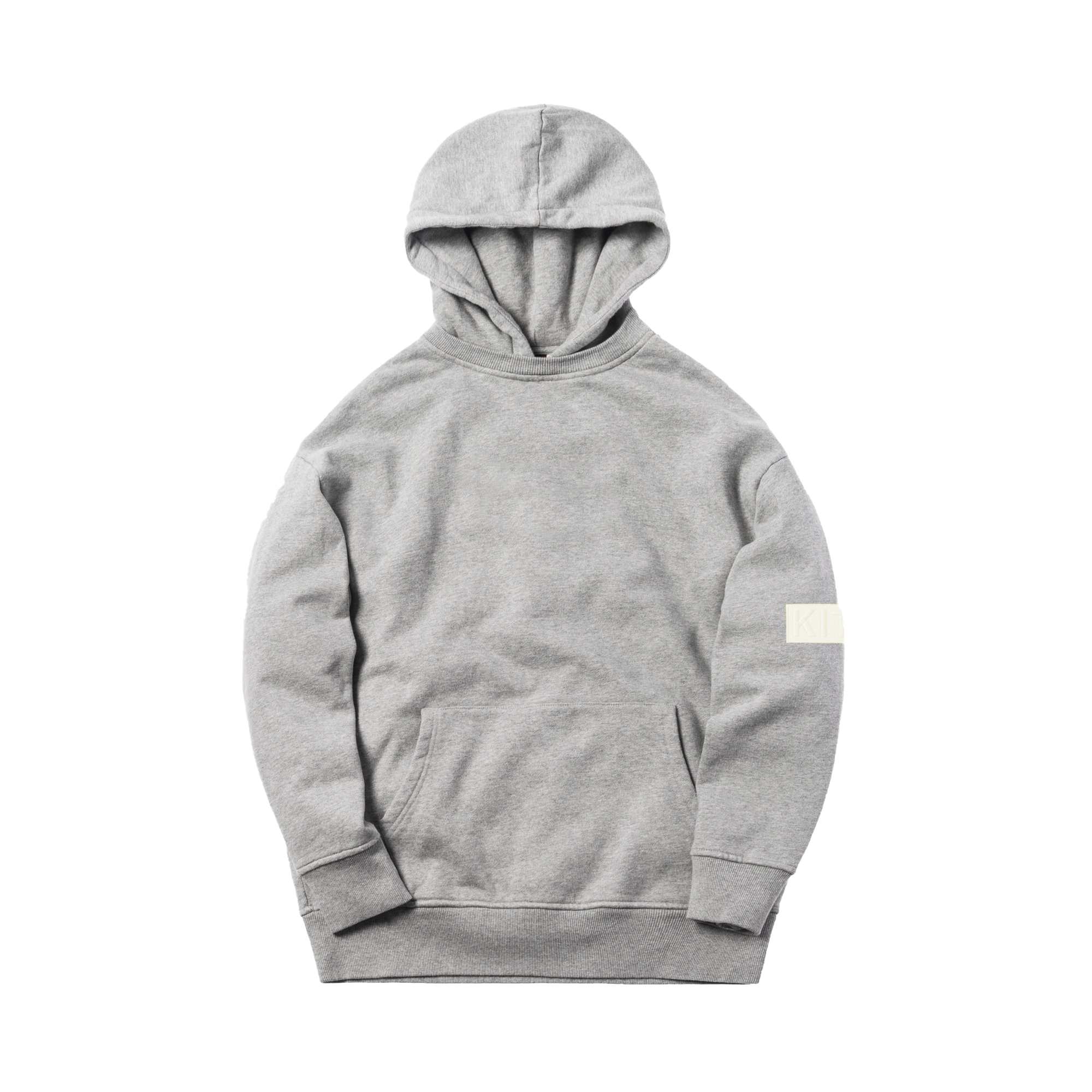 Kith Williams Ii Hoodie Heather Grey by Stock X