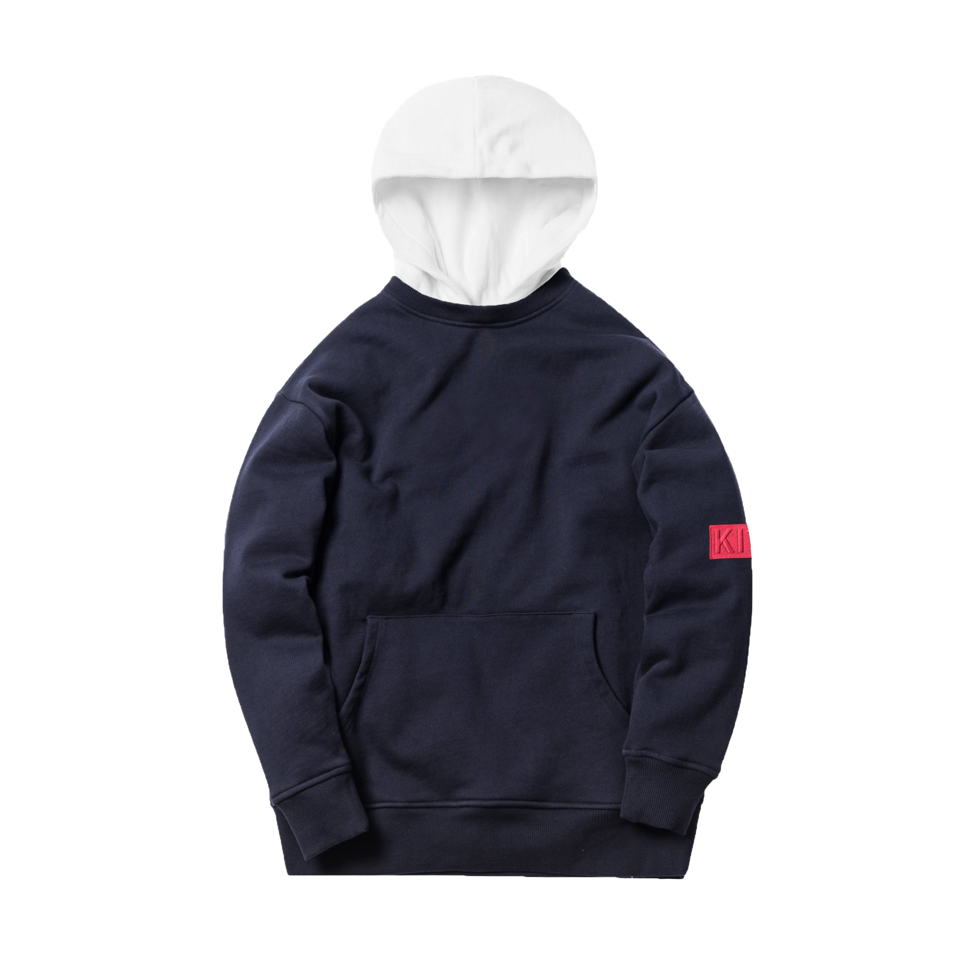 Kith Williams Ii Hoodie Navy by Stock X