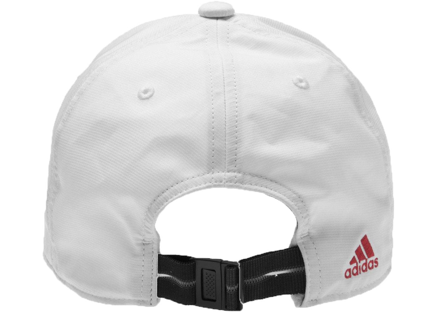 Kith adidas Soccer Cobras Cap White - SS17 b4da752fa67