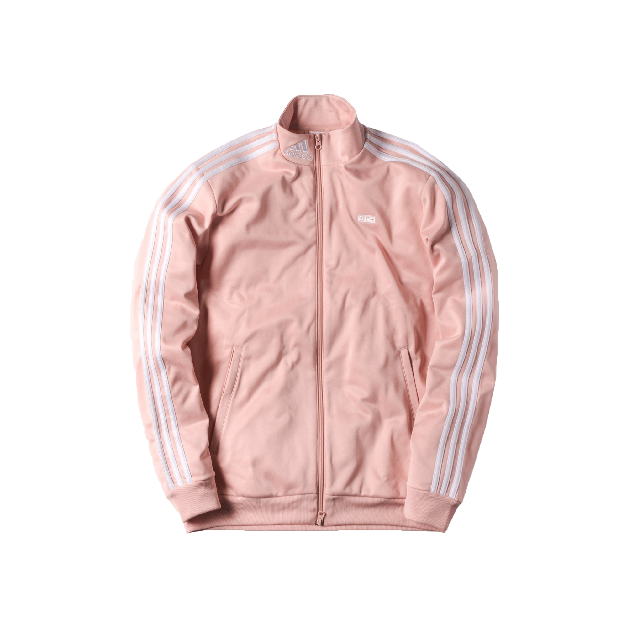 adidas originals SST Track Jacket VAPOUR PINK F16RED NIGHT