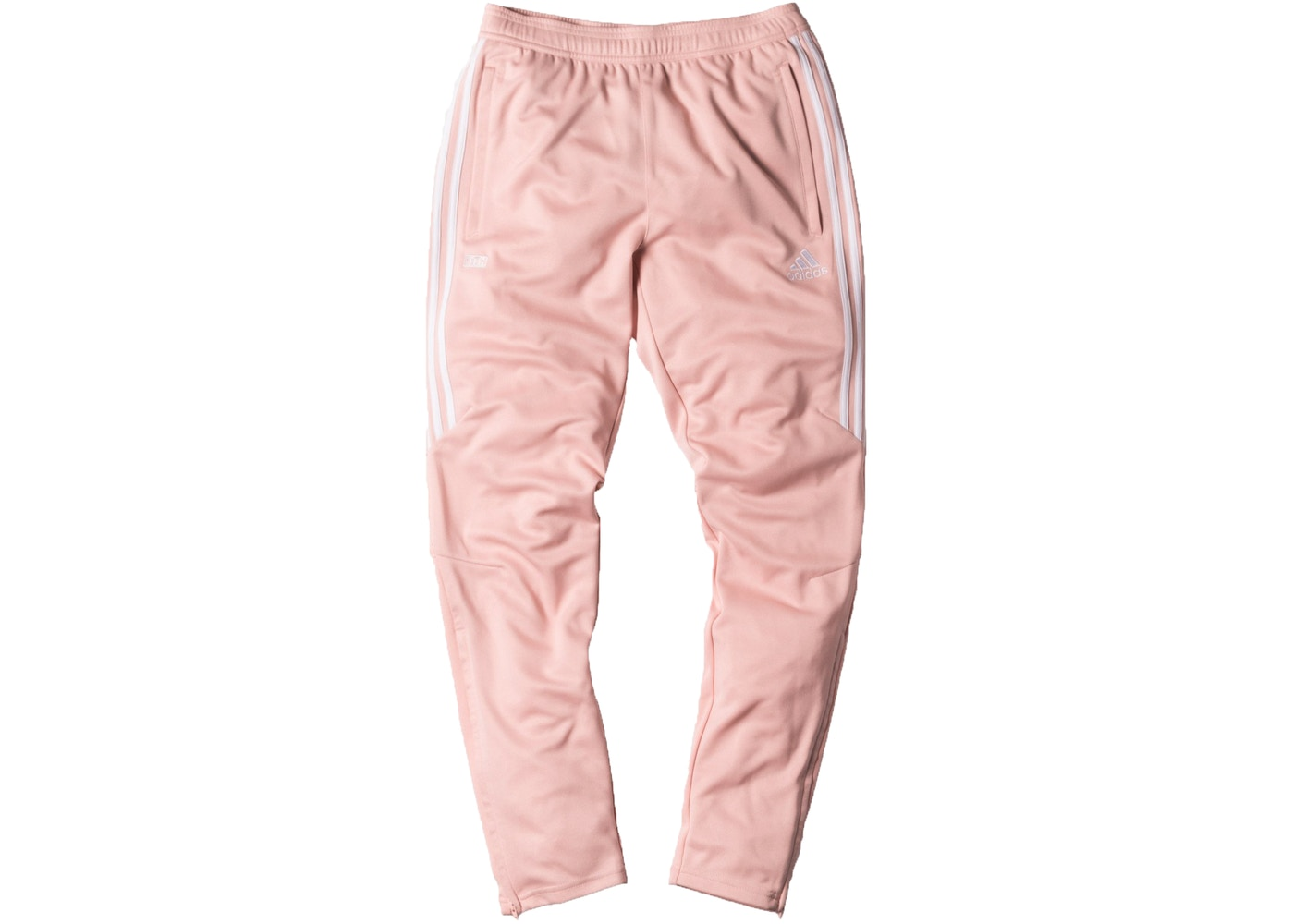 hot sale online 441e8 d8996 Kith adidas Soccer Flamingos Track Pant Pink