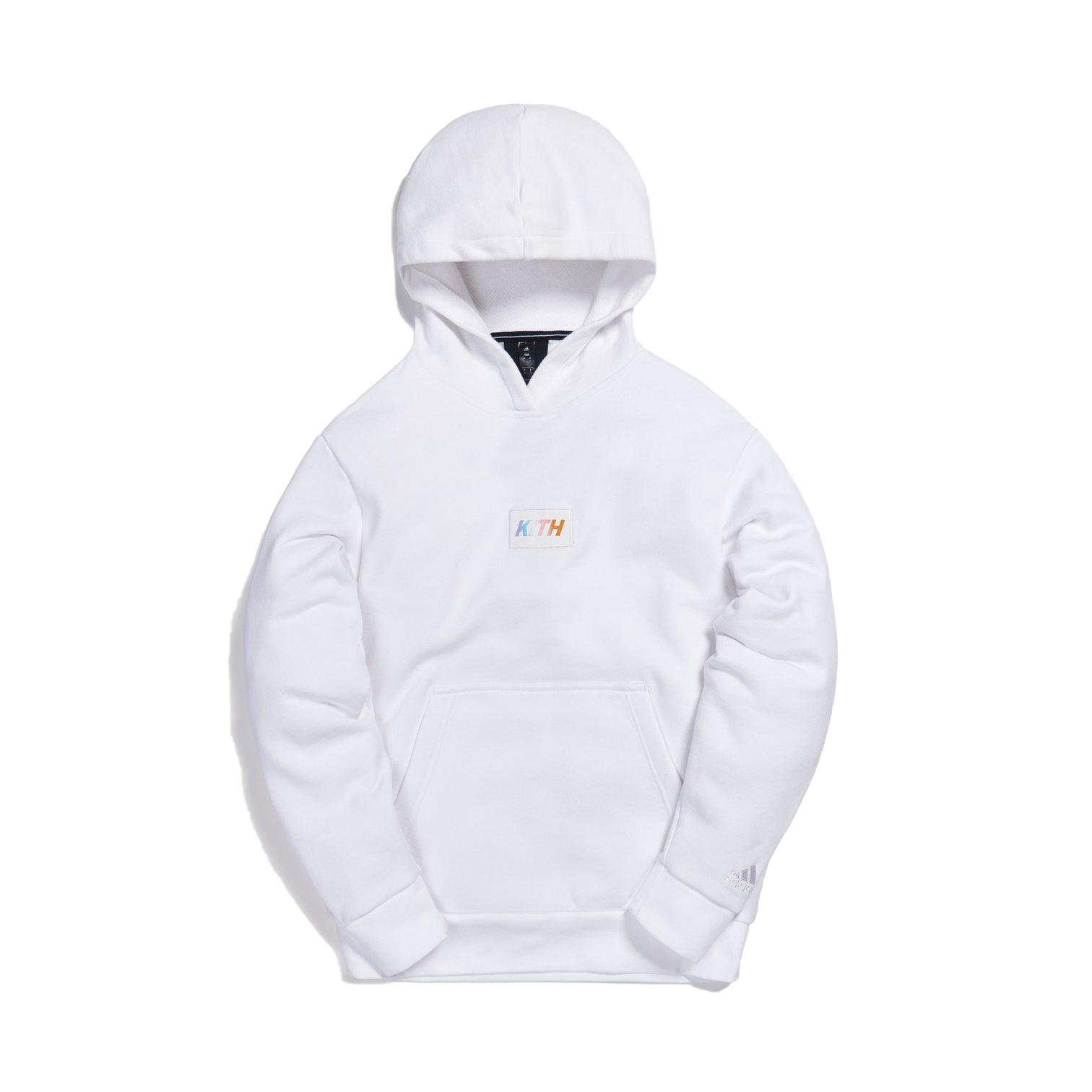 adidas yeezy hoodie white