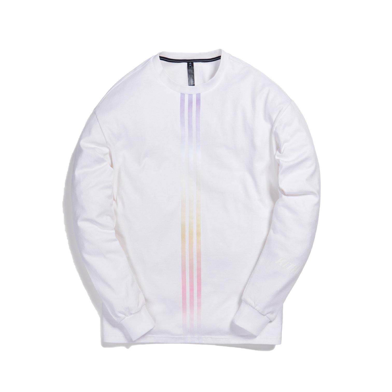 Kith x Adidas Terrex Track Jacket White