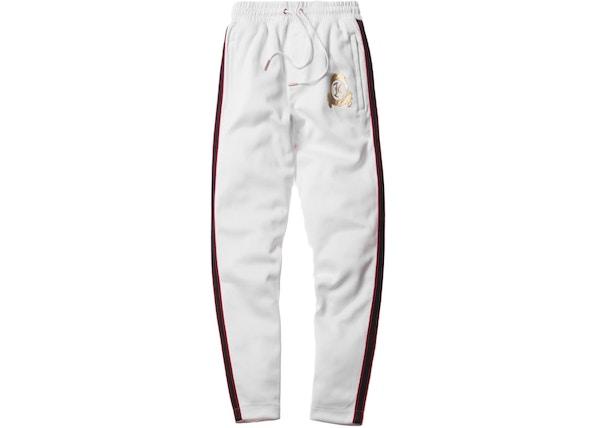 7c7b548d Kith x Bergdorf Goodman Slim Track Pant Bright White