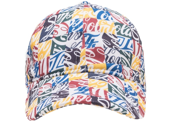 6fd6be25 Kith x Coca-Cola Cubed Global Cap Multi