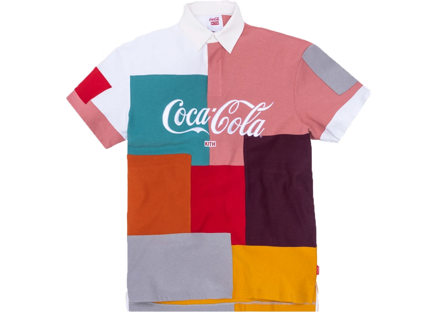 Kith x Coca Cola Rugby SS Multi