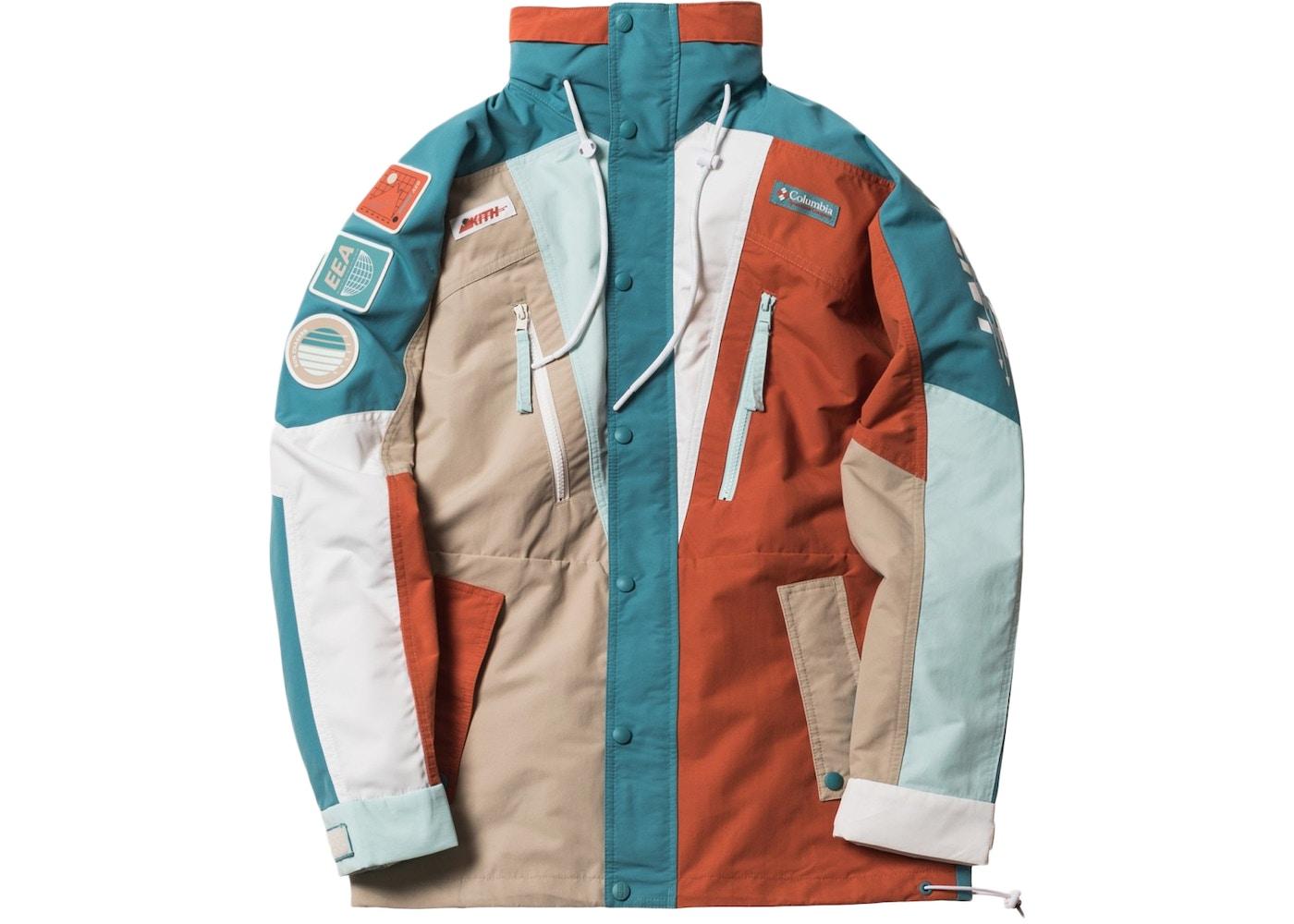 2f9b4b0f1c545 Kith Jackets - Last Sale