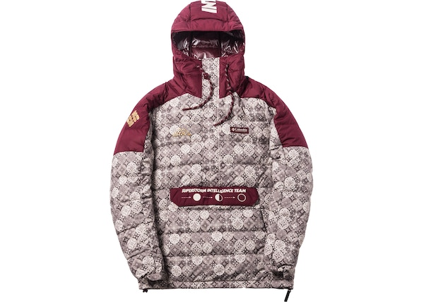 ed4c31be Kith x Columbia Insulated Hoodie Fossil