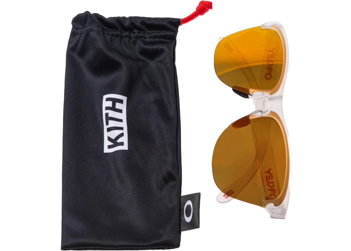 c399449fc2 Sell. or Ask. View All Bids. Kith x Oakley Frogskin ...