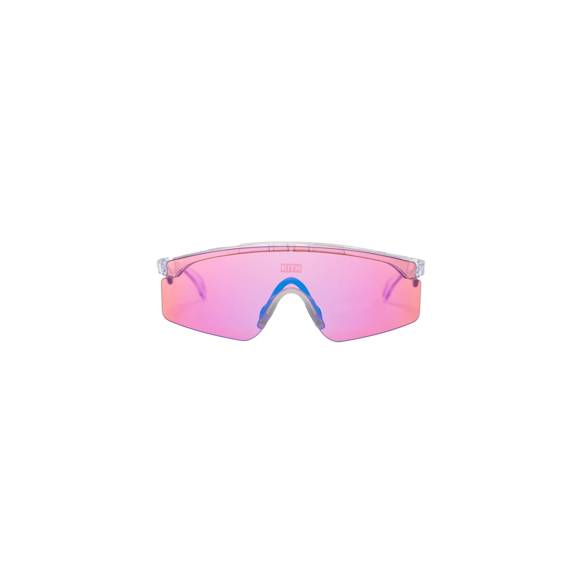 Kith x Oakley Razorblade Sunglasses Pink