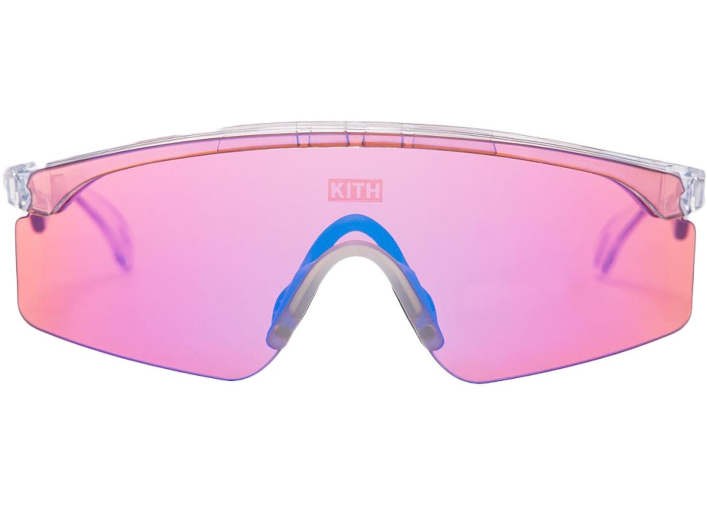 75a94eb6b5727 Kith x Oakley Razorblade Sunglasses Pink. x Oakley Razorblade