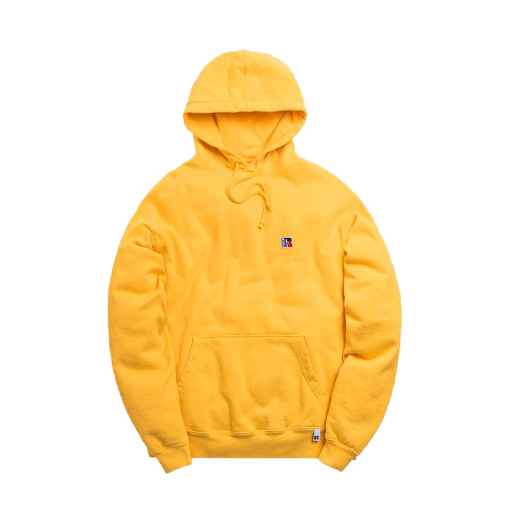 Kith x Russell Athletic Classic Hoodie Solar Power