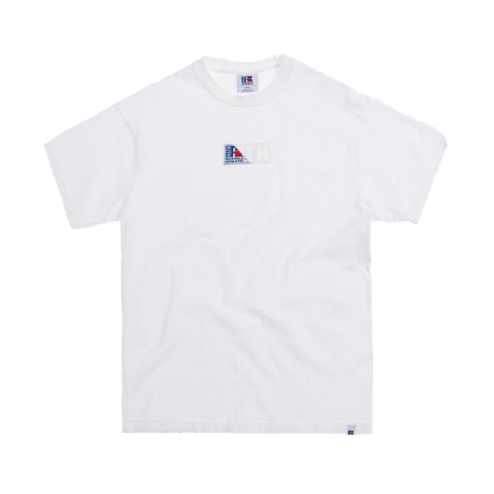 Kith x Russell Athletic Vintage Tee Bright White