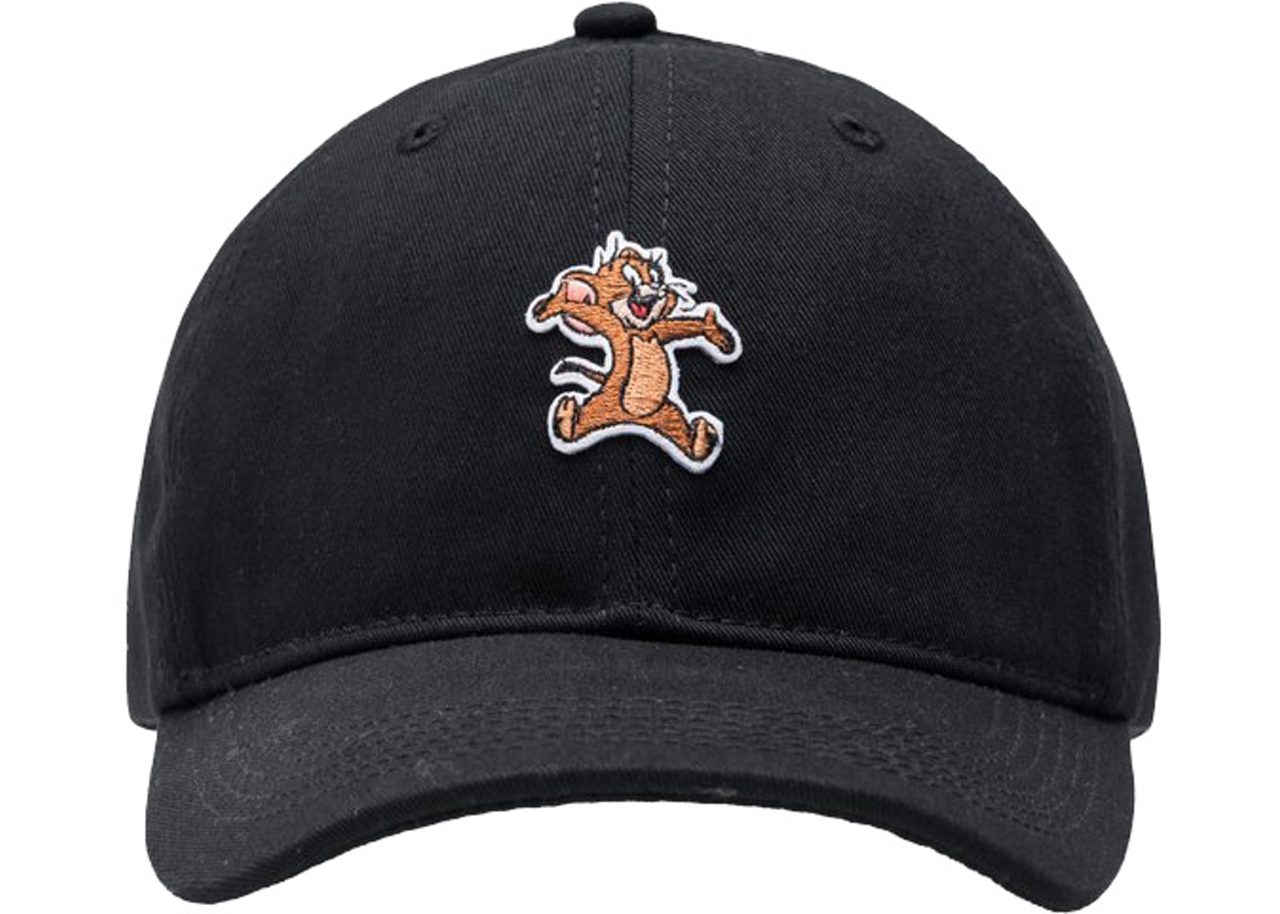 f243535d Kith x Tom & Jerry Cap Black • Buy or Sell on StockX