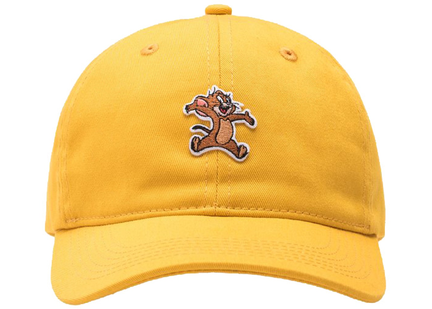 9114bcd3 Kith x Tom & Jerry Cap Yellow • Buy or Sell on StockX